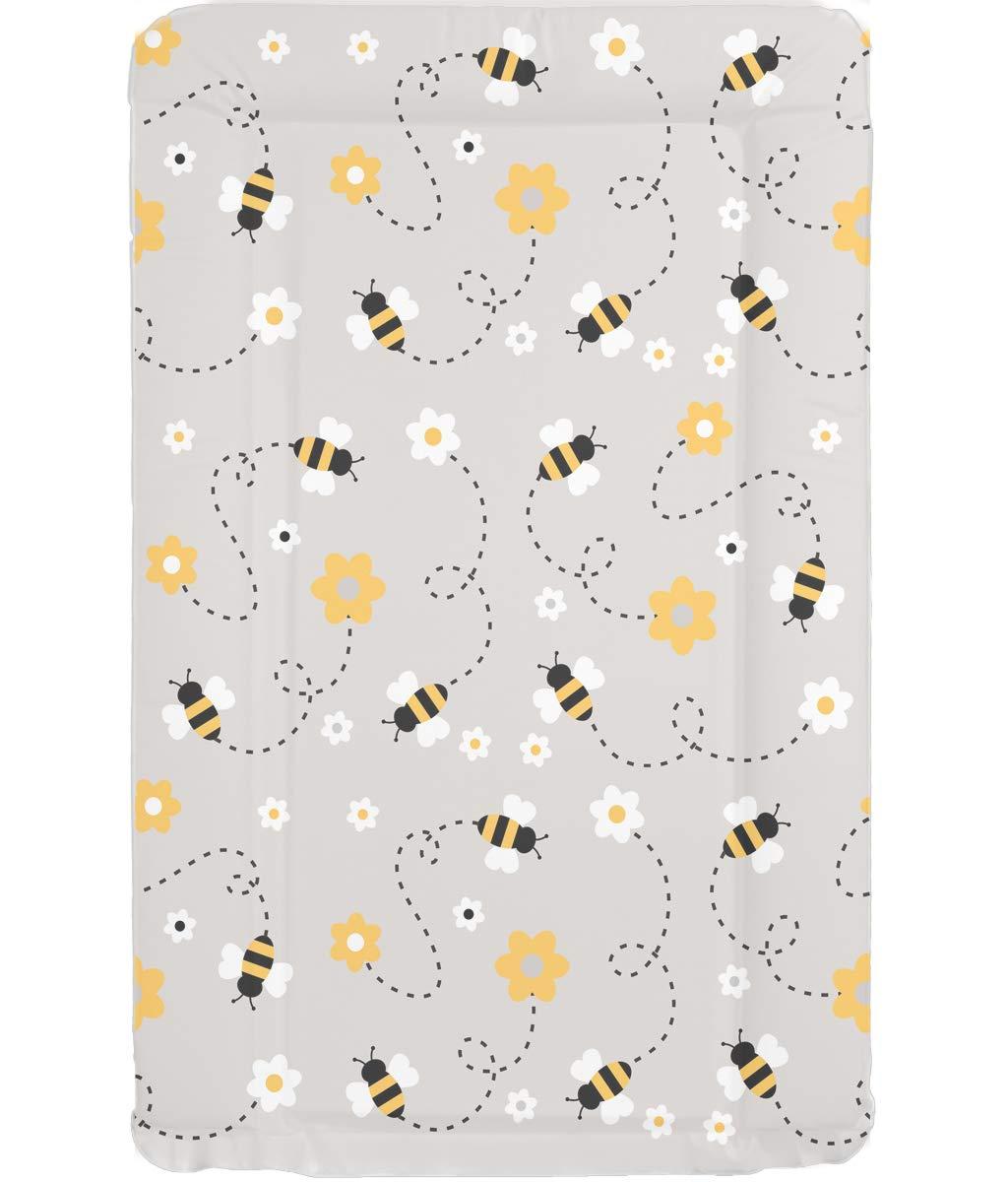 Hugl Motiv: Busy Bees Wasserdichte Wickelauflage 79 x 47 cm