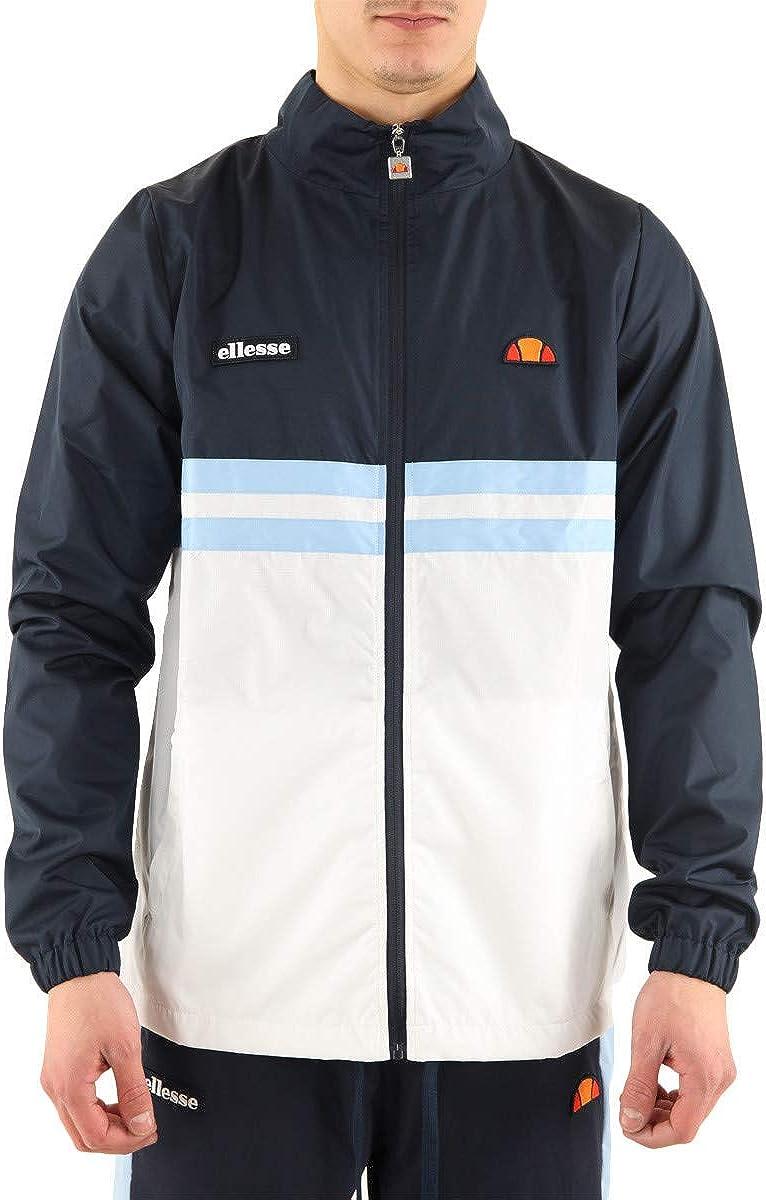Blue ellesse Mens Agnello Jacket