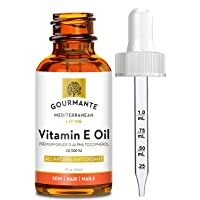 Natural Vitamin E Oil 28,500 IU (Non GMO, Large Dose of Natural D-Alpha Tocopherol...