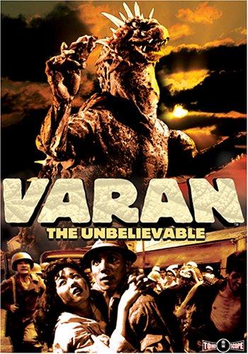 Varan the Unbelievable by Tokyo Shock