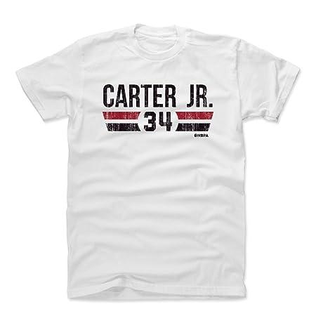Amazon.com   500 LEVEL Wendell Carter Jr. Shirt - Vintage Chicago Basketball  Men s Apparel - Wendell Carter Jr. Chicago Font   Sports   Outdoors c2cf809f6