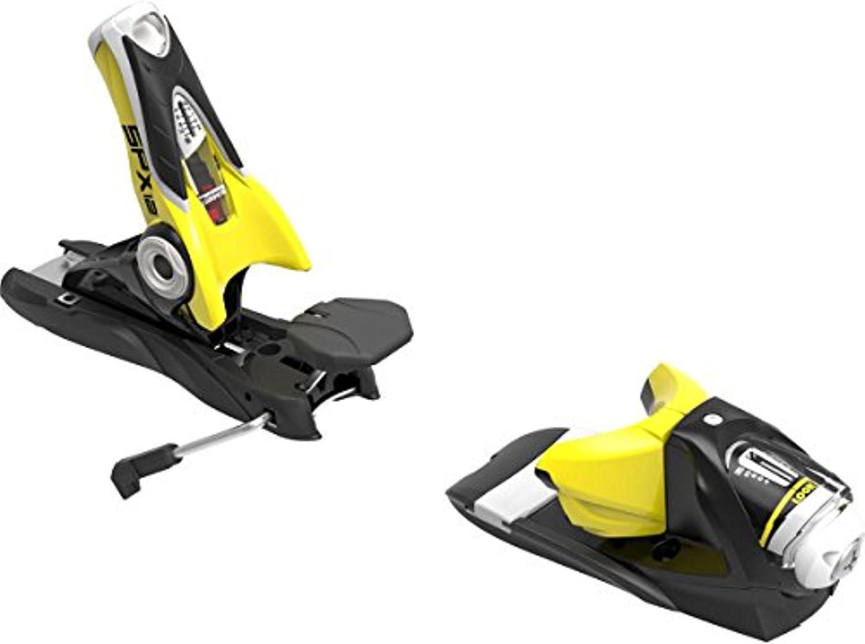 Look - Fixations De Ski Spx 12 Dual Wtr B120 Bk/yellow - Mixte - Taille Unique - Noir