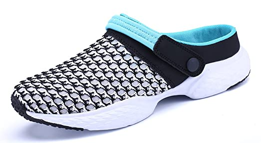 Womens Casual Mesh Breathable Slip-On Sandals Water Shoess Lightweight Walking Shoes
