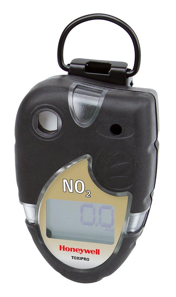 Honeywell Analytics 54-45-09VD ToxiPro Polycarbonate Nitrogen Dioxide (NO2) Single-Gas Detector, 0-20 ppm Measuring Range: Explosive Gas Detectors: ...