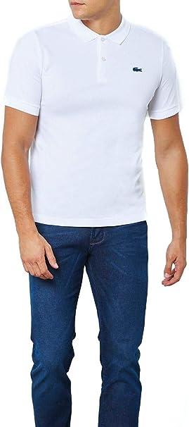 Lacoste Polo Live PH9033 Blanco Hombre XL 001BLANC: Amazon ...