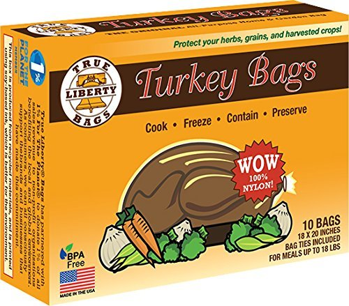 Active Air True Liberty Bags - Turkey 10 Pack - All Purpo...