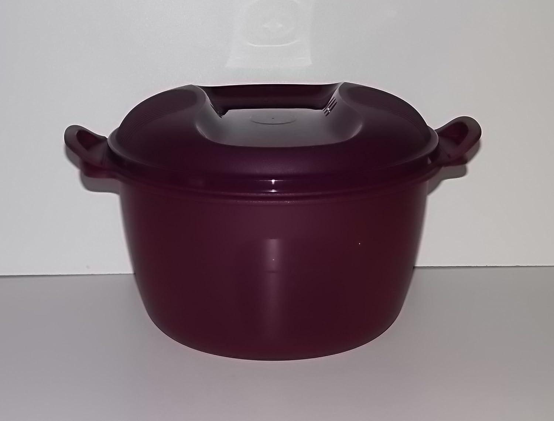 Olla para cocer arroz en microondas: Amazon.es: Hogar