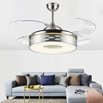 Grupos de iluminación LED ventiladores de techo con luz decorativa ...