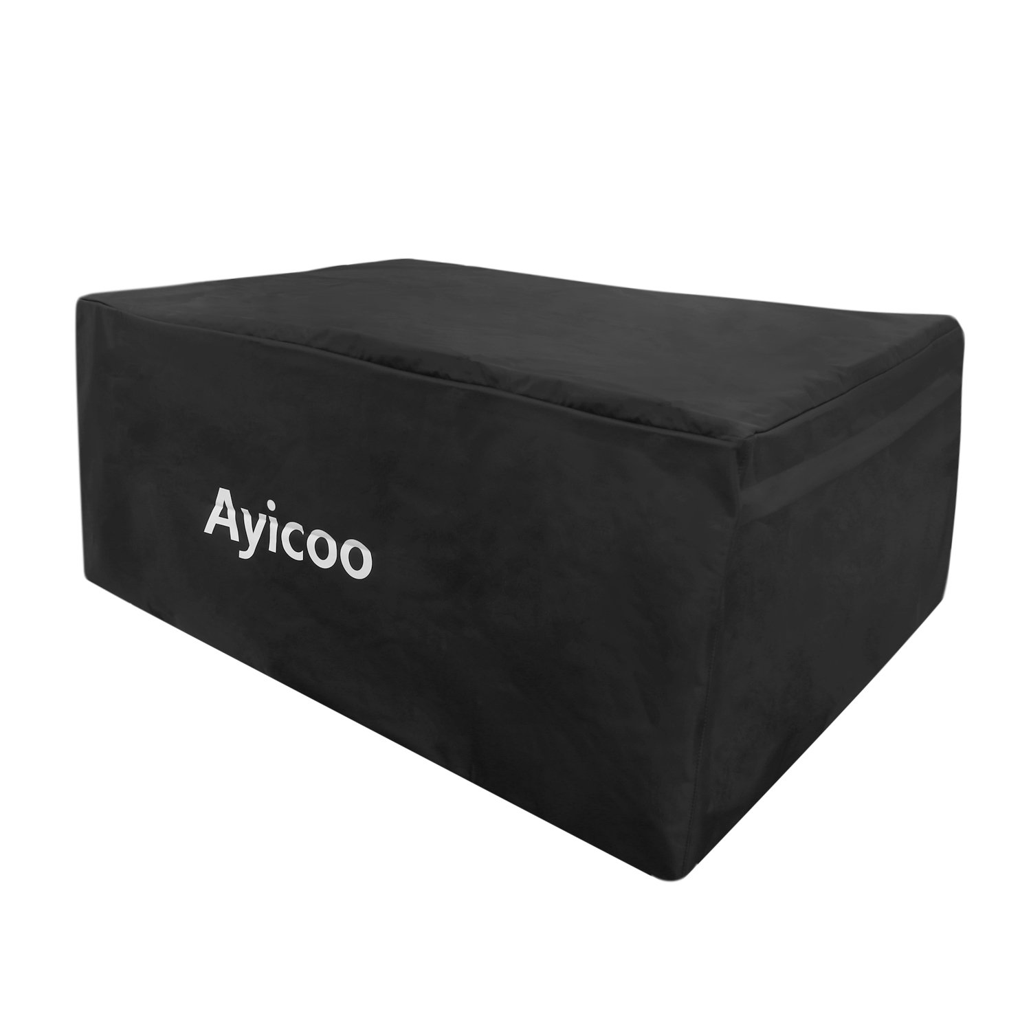 Ayicoo Car Rooftop Cargo Carrier Bag for SUV Jeep Truck, 21 Cubic Feet, Extra Large