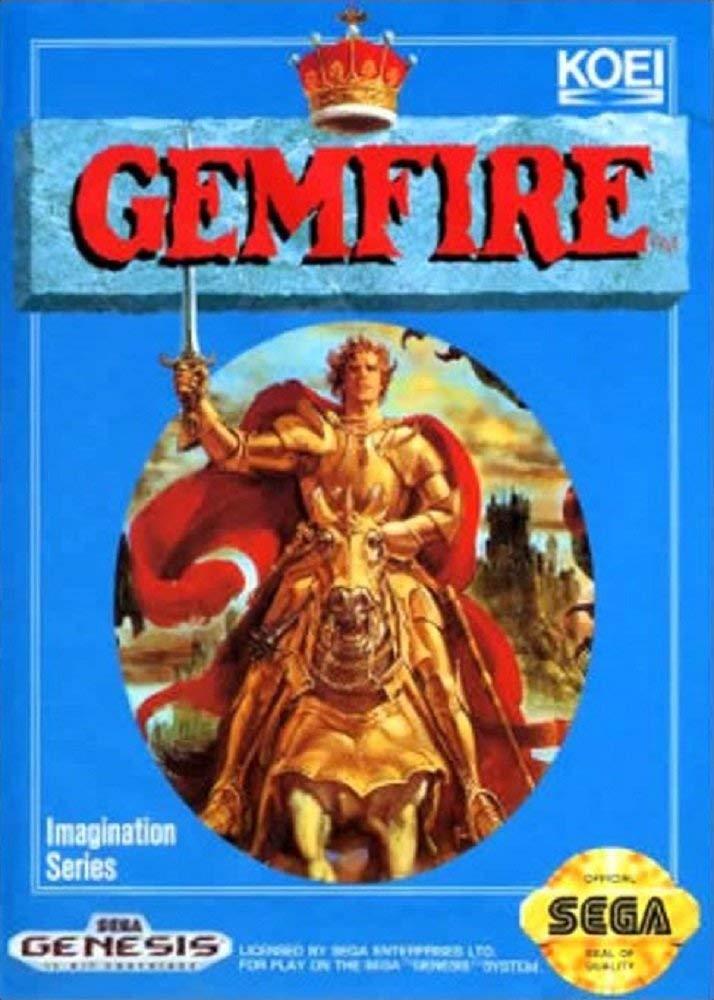 Gemfire - Sega Genesis (Renewed)
