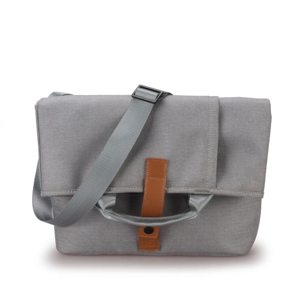 Umhängetasche Männer Casual Messenger Mode Tasche Männer Taschen Tragetaschen (Farbe   A)