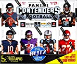 football cards hobby box - 2017 Panini Contenders Football Hobby Box (24 Pks/5 Cards: 5 or 6 Autographs, 1 Parallel, 18 Inserts)