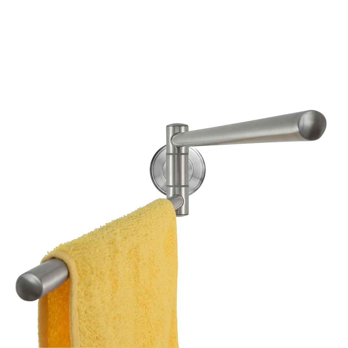 badserie ambiente toilettenpapierhalter klopapierhalter wand edelstahl ebay. Black Bedroom Furniture Sets. Home Design Ideas