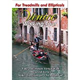 Venice Walking Tour - Treadmill Scenery DVD