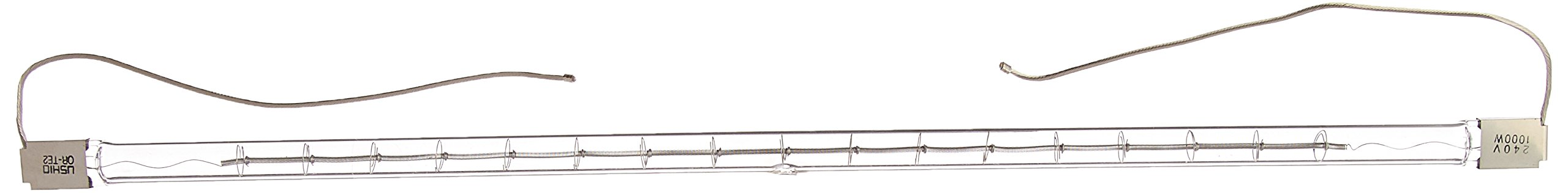 Ushio BC6461 1001317 - QIH240-1000/S Heat Lamp Light Bulb