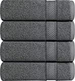 Best Bath Towels - UUtopia Towels Premium Bath Towels, 4 Pack, 700 Review
