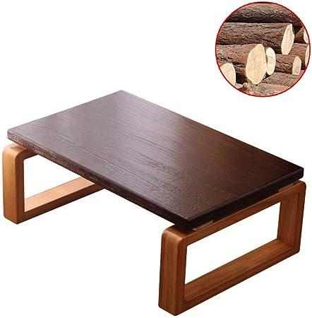 Mesas de café Muebles y Accesorios de jardín Madera Maciza Mesa de la Ventana de la