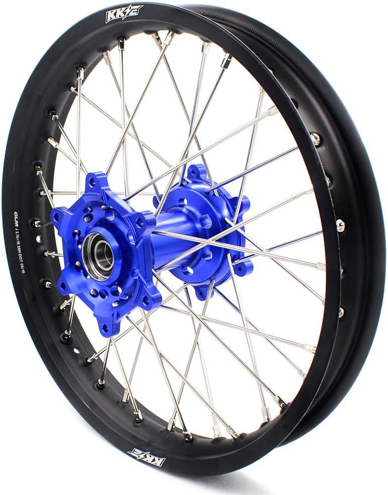 KKE 21 18 Wheels Set for SUZUKI DRZ400 00-04 DRZ400E 00-07 DRZ400S ...