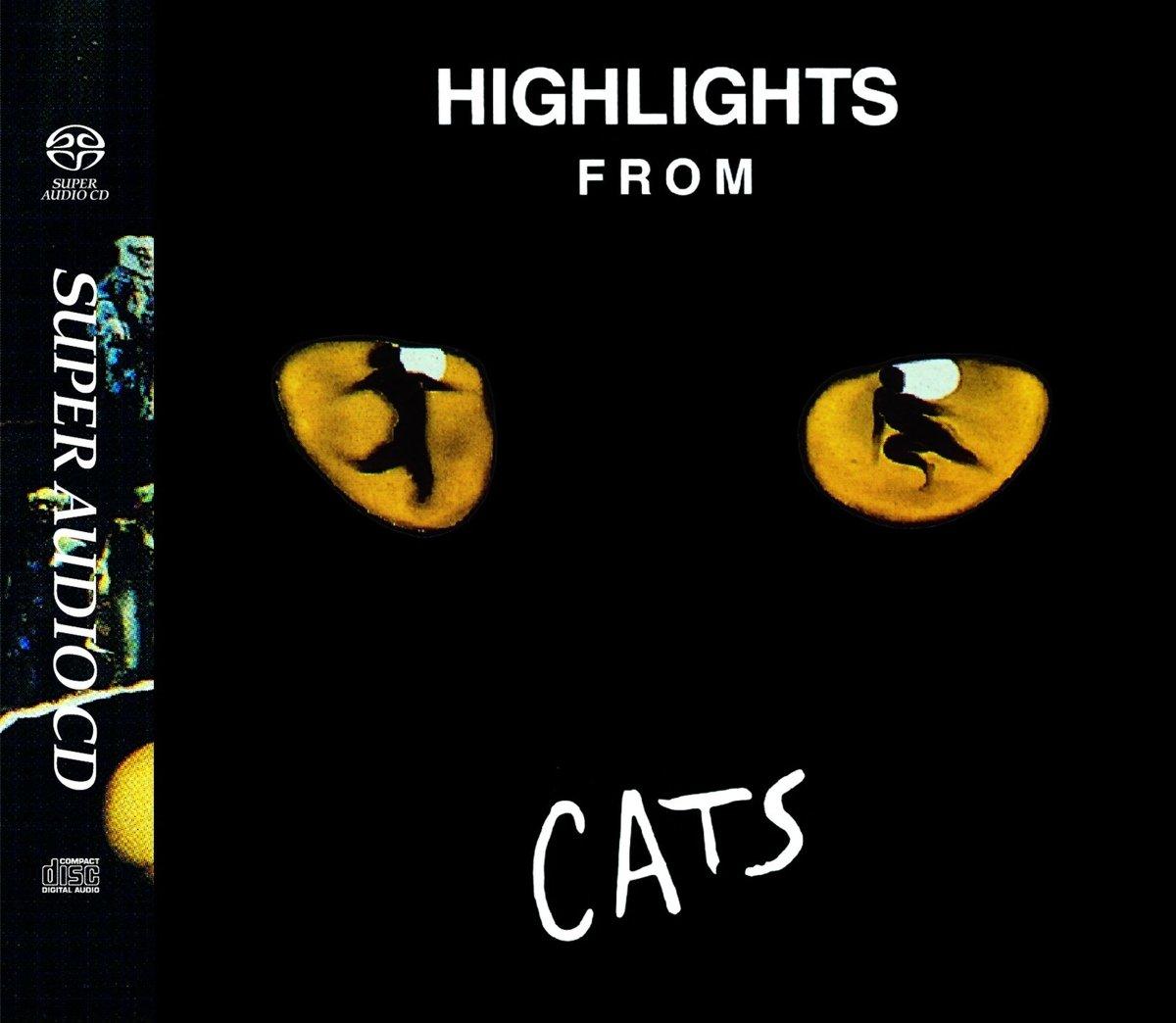 SACD : Andrew Lloyd Webber - Highlights From Cats (1981 Original London Cast) (original Soundtrack) (Hong Kong - Import)