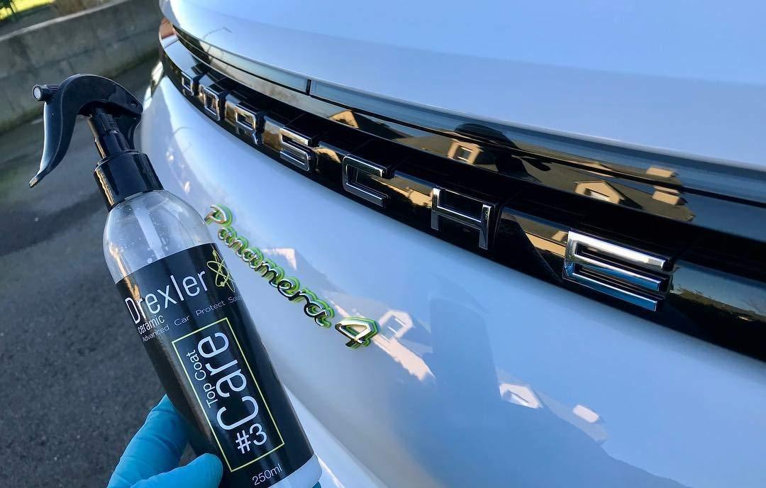 Ceramic Spray Coating Car Polish Spray Sealant Top Coat Quick Nano-coating 250ml Ceramics For Cars Liquid Glass Back To Search Resultshome