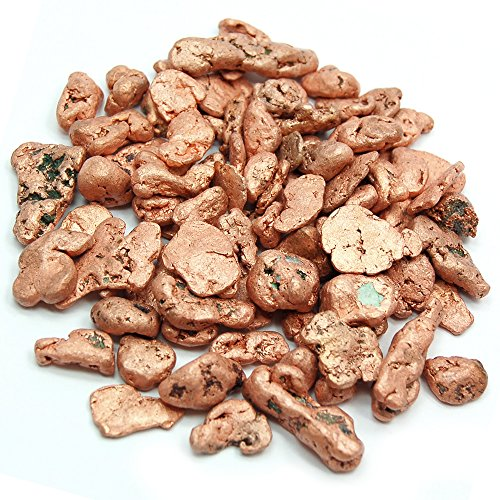Copper Chunks (United States) (1/4