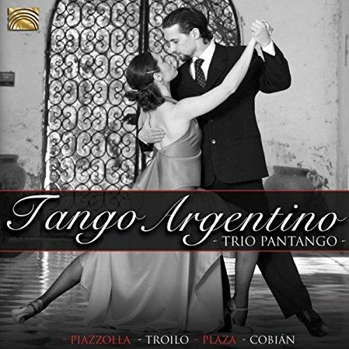CD : Trio Pantango - Tango Argentino (CD)
