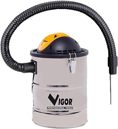 Cendres Aspirateur en acier inoxydable 18 L