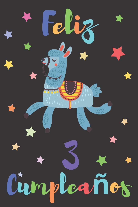 Amazon.com: Feliz 3 Cumpleaños: Regalo para Niños o Niñas de ...