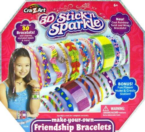 Cra Z Art Stick Sparkle Friendship Bracelet