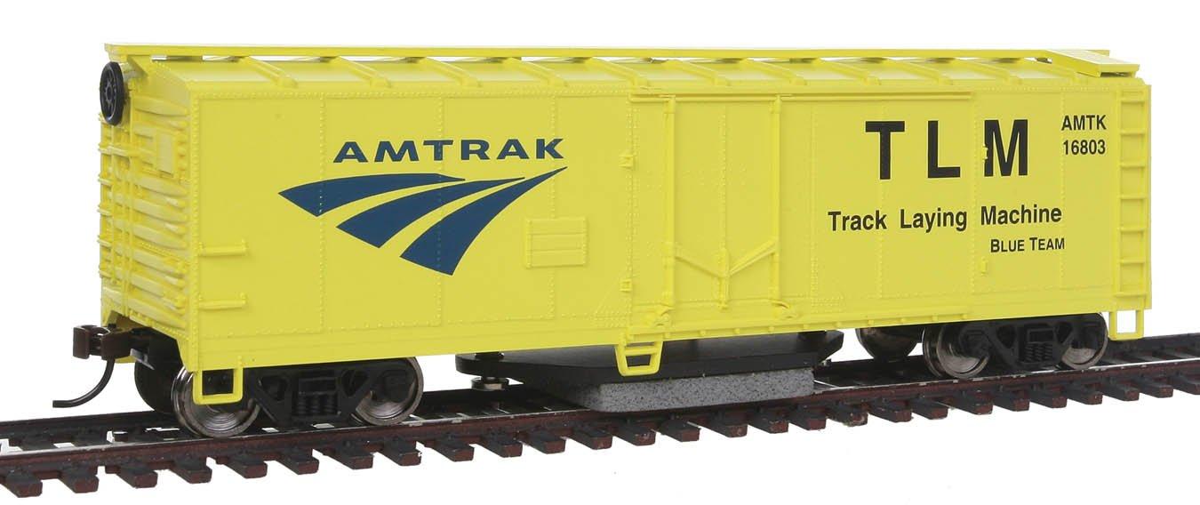 WALTHERS Spur H0 Reinigungswagen Amtrak
