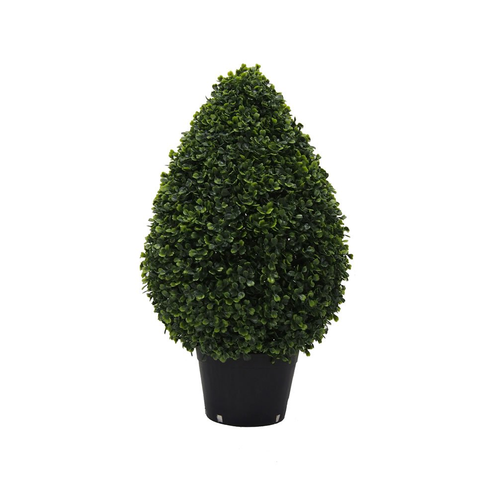 Vickerman TP171524 Everyday Boxwood Topiary