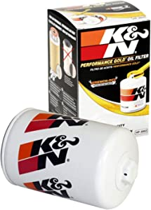 K&N Premium Oil Filter: Designed to Protect your Engine: Fits Select CHEVROLET/GMC/PONTIAC/HUMMER Vehicle Models (See Product Description for Full List of Compatible Vehicles), HP-3002