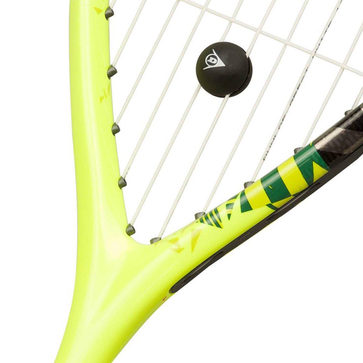 Amazon.com : Dunlop Force Revelation 125 Squash Racquet : Sports & Outdoors