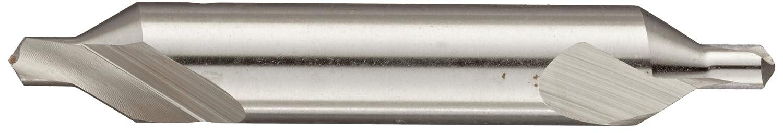 Cobalt High Speed Steel 7//32 Flute Length Dormer A221N6 Centre Drill 0.2188 Head Diameter Bright Coating