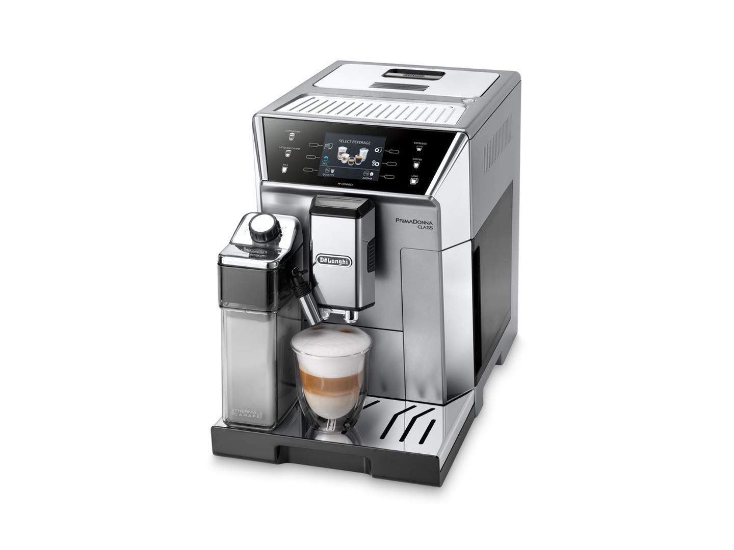 DeLonghi ECAM 550.75.MS - Cafetera (Independiente, Máquina ...