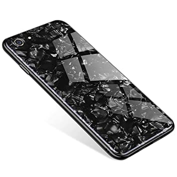 6c750a20aa 【CINC SHOP】 iPhone8 iPhone7 ケース 背面ガラス ガラス クリスタル シェル 風 iphone 8 ケース
