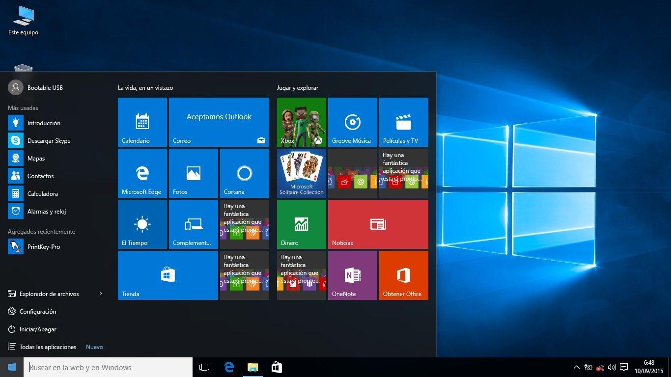 Windows 10 Aniversario Home & Professional 64-Bits en DVD ...