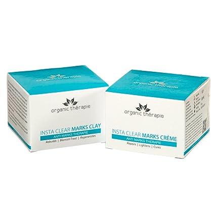 Organic Therapie claro marcas Combo (Insta claro marcas ...