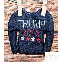 Elf Sweater - Trump 2020