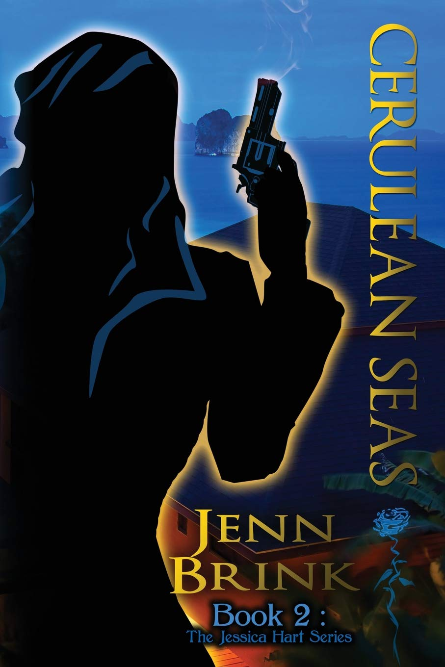 Read Online Cerulean Seas: Book Two in the Jessica Hart Series ebook