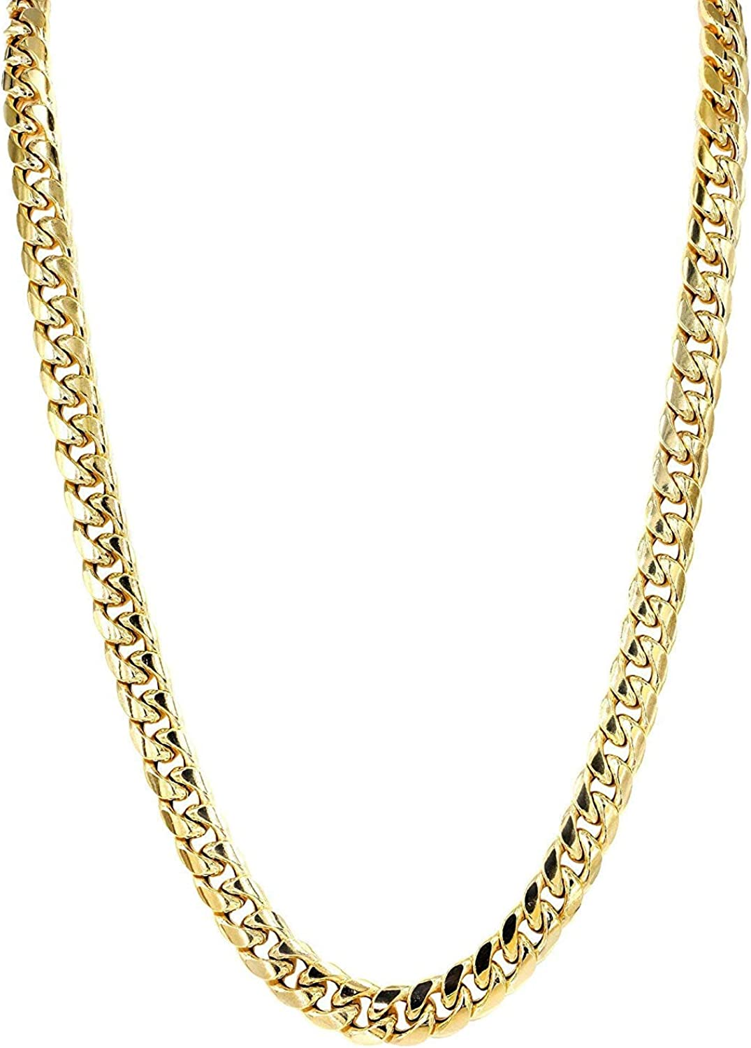 Daesar Women and Men Necklace Chain Stainless Steel Simple Elegant Rolo Chain Necklace Chain Charms