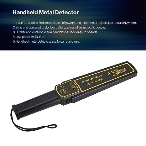 Jasnyfall Ar954 + Detector de Metales para Adultos Bobina a Prueba de Agua, función de