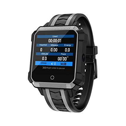 Pulsera Inteligente, Smart Watch Phone 4G Android WiFi GPS ...