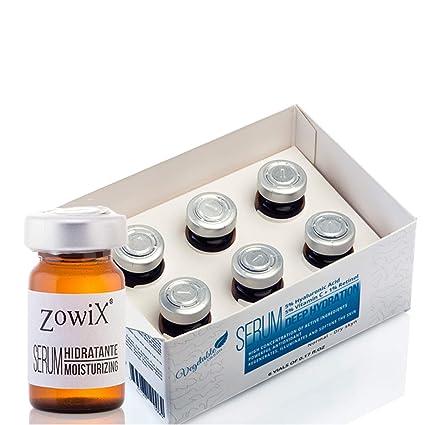 Serum con Vitamina C, Acido Hialuronico y Retinol. Un Serum