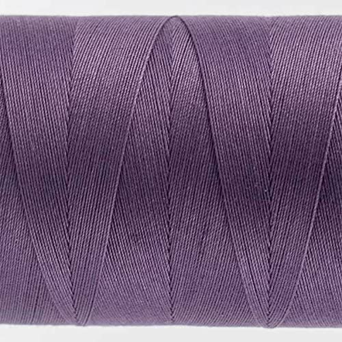 WonderFil Specialty Threads Konfetti Thread Mauve 50wt double gassed Egyptian cotton