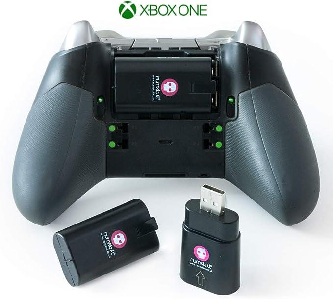Xbox Batería recargable / Kit de carga / Controlador Baterías ...