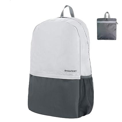 a058f1fca265 BAGSPERT Lightweight Packable Backpack for Women Men (with Neck ...