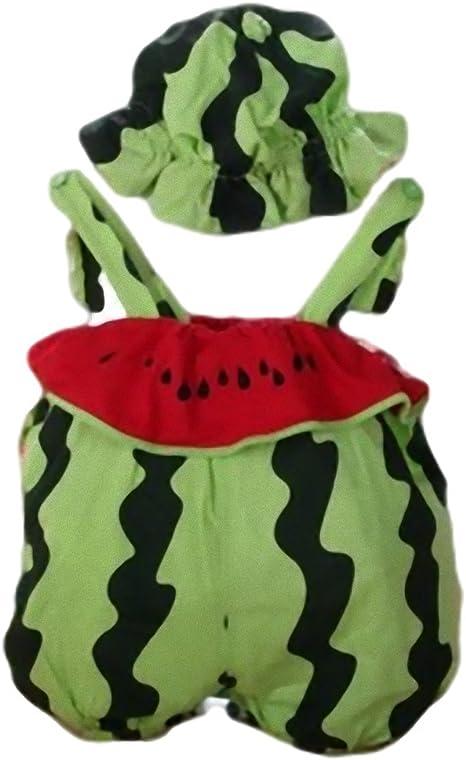 Disfraz de fruta para niños (sandía linda) para bebé, altura de ...