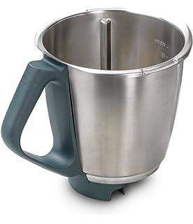 """Vaso original para robot de cocina Bimby TM5 (en España """"Thermomix M5)"""