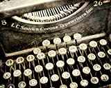 Antique Typewriter photo office decor 8x10 inch Print